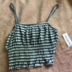 NWT Pacsun Cropped Tank